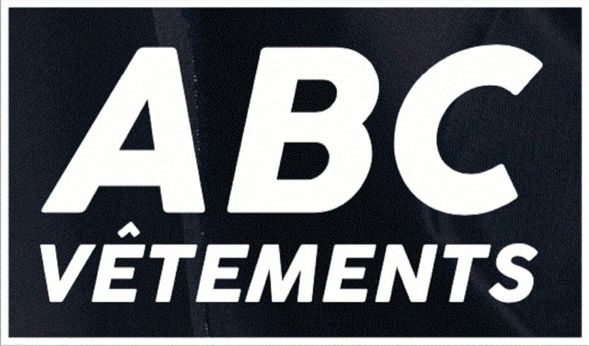 Logo ABC Vêtements